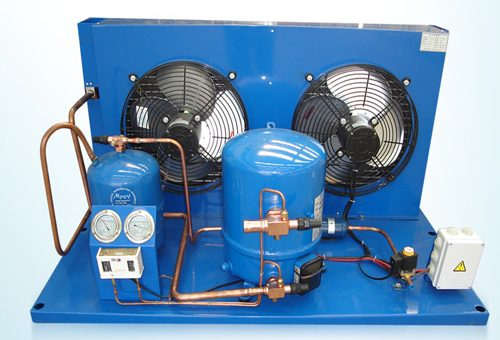 open-type-condensing-units