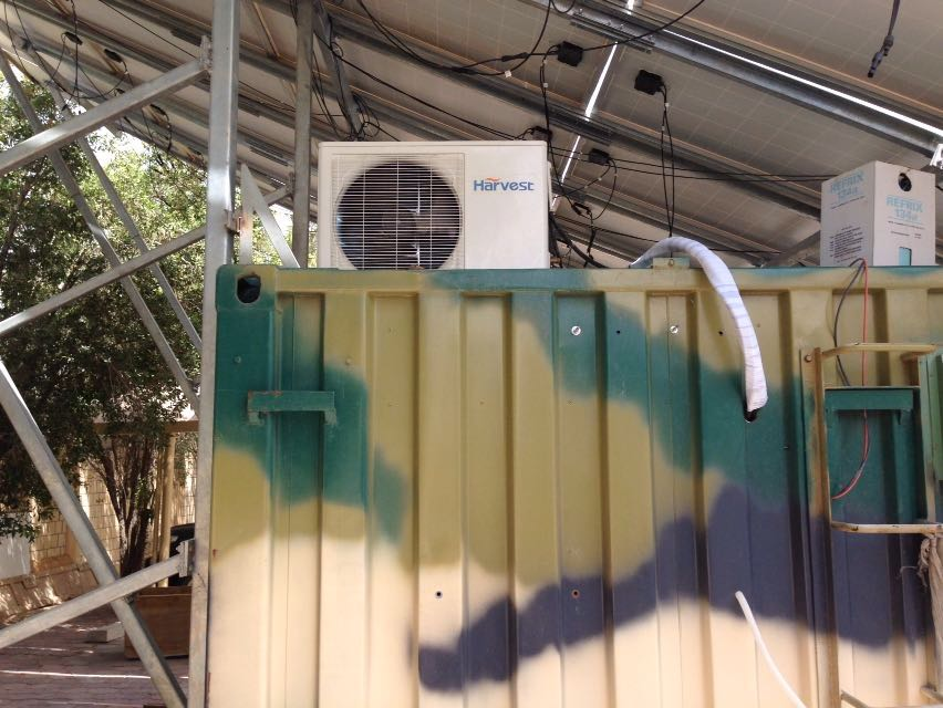 Solar Air Conditioners Kuwait Solar Air Conditioning Kuwait