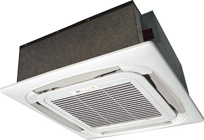 ceiling cassette aircon